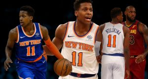 Frank Ntilikina Interview