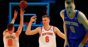 Kristaps Porzingis, Knicks
