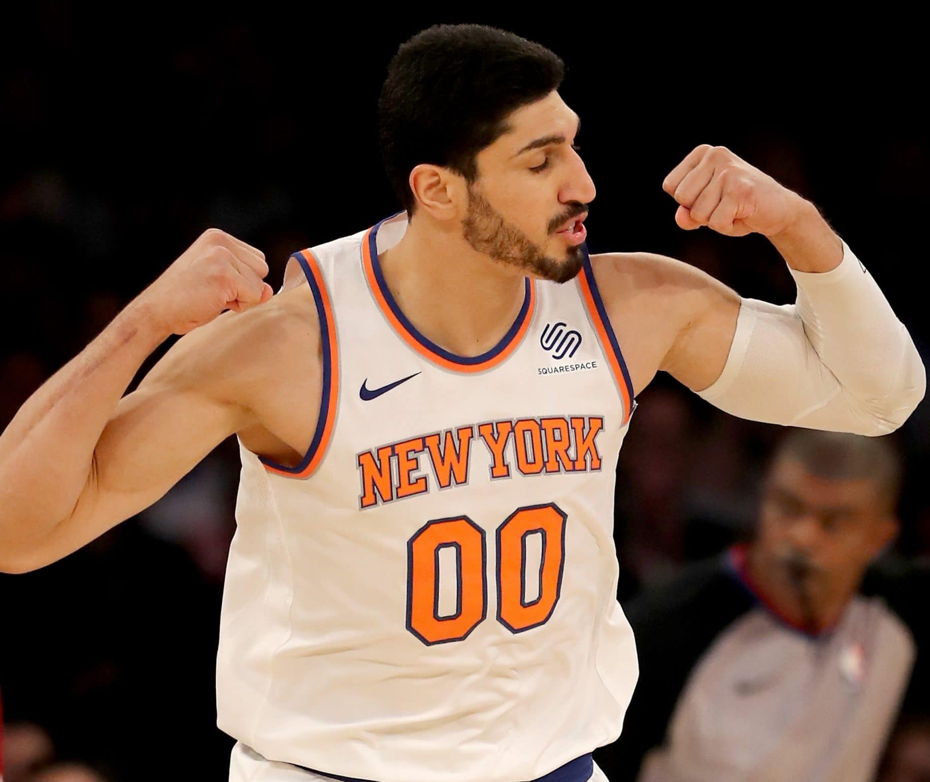 What Should The New York Knicks Do About Enes Kanter