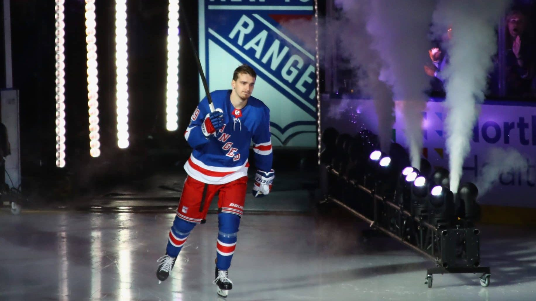 Pavel Buchnevich, New York Rangers