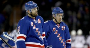 Rick Nash, Ryan McDonagh, New York Rangers