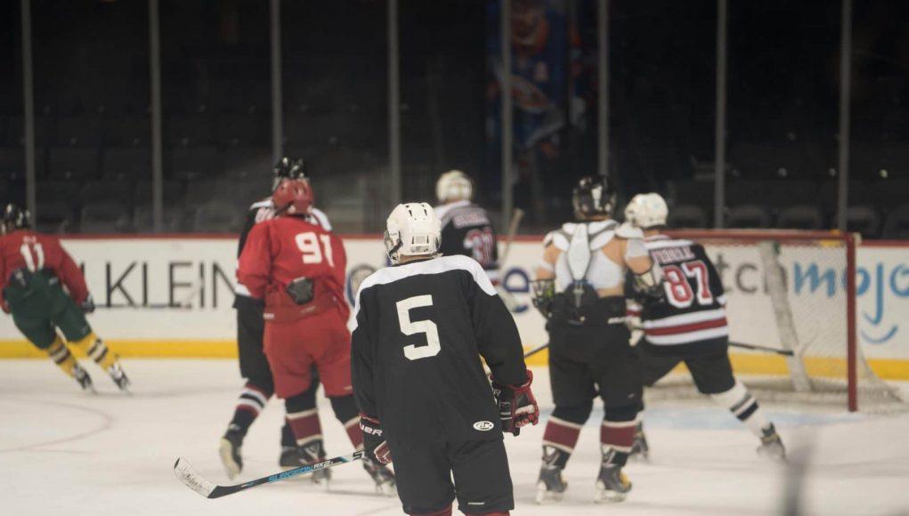 Hockey Helping Kids