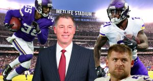 New York Giants Minnesota Vikings