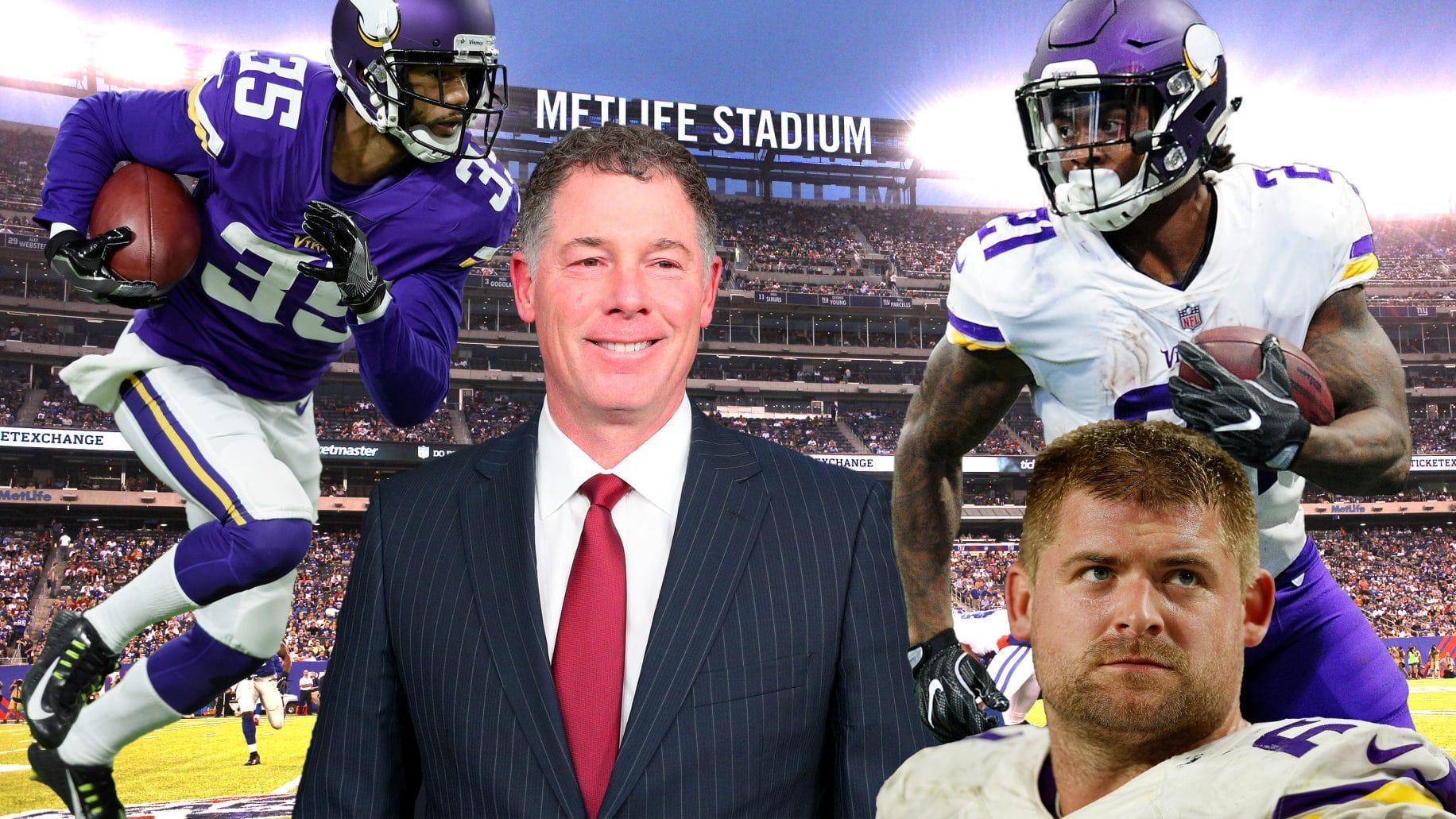 New York Giants Minnesota Vikings