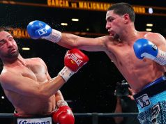 Danny Garcia makes his return to the ring