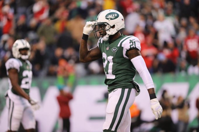Morris Claiborne, New York Jets