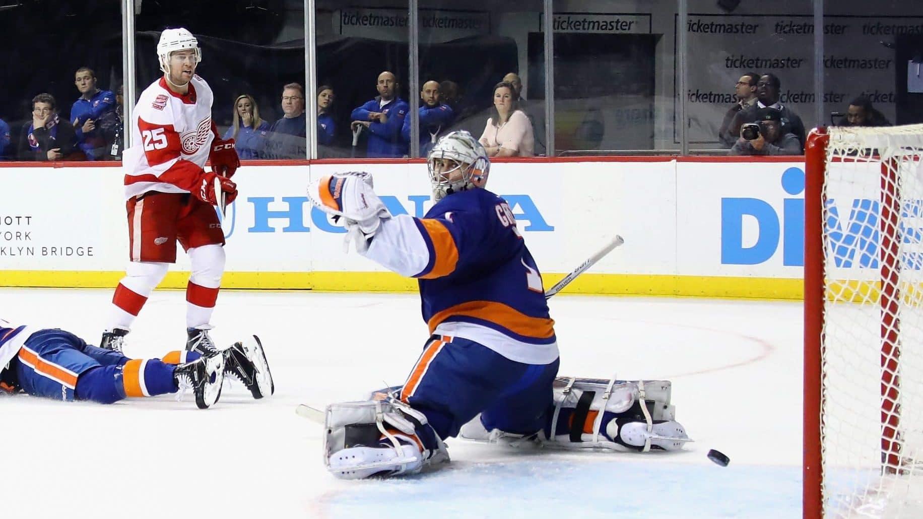 pretty nice 4f755 04b40 Enough is enough: The New York Islanders must waive Thomas ...