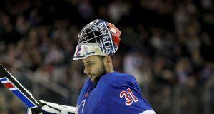Ondrej Pavelec, New York Rangers