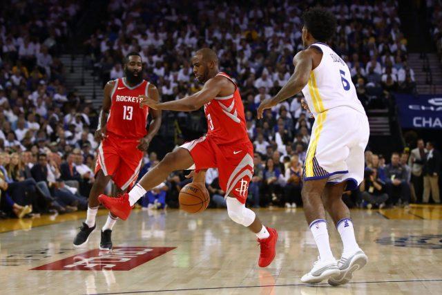 James Harden, Chris Paul, Houston Rockets