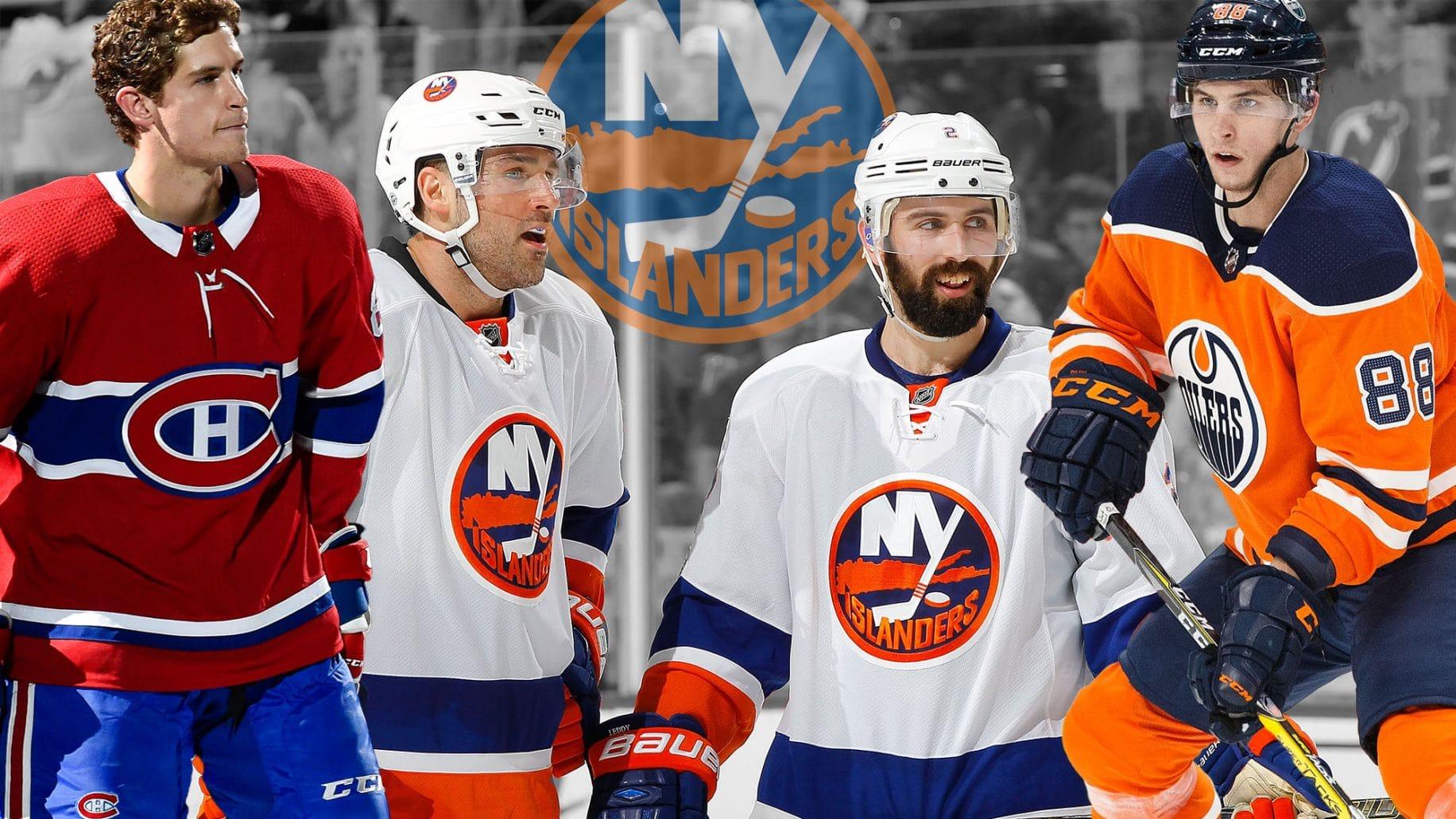 New York Islanders Brandon Davidson