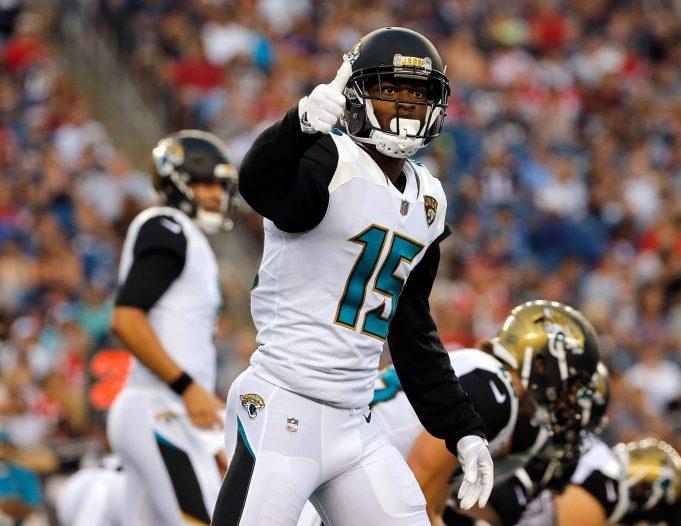 Allen Robinson, Jacksonville Jaguars
