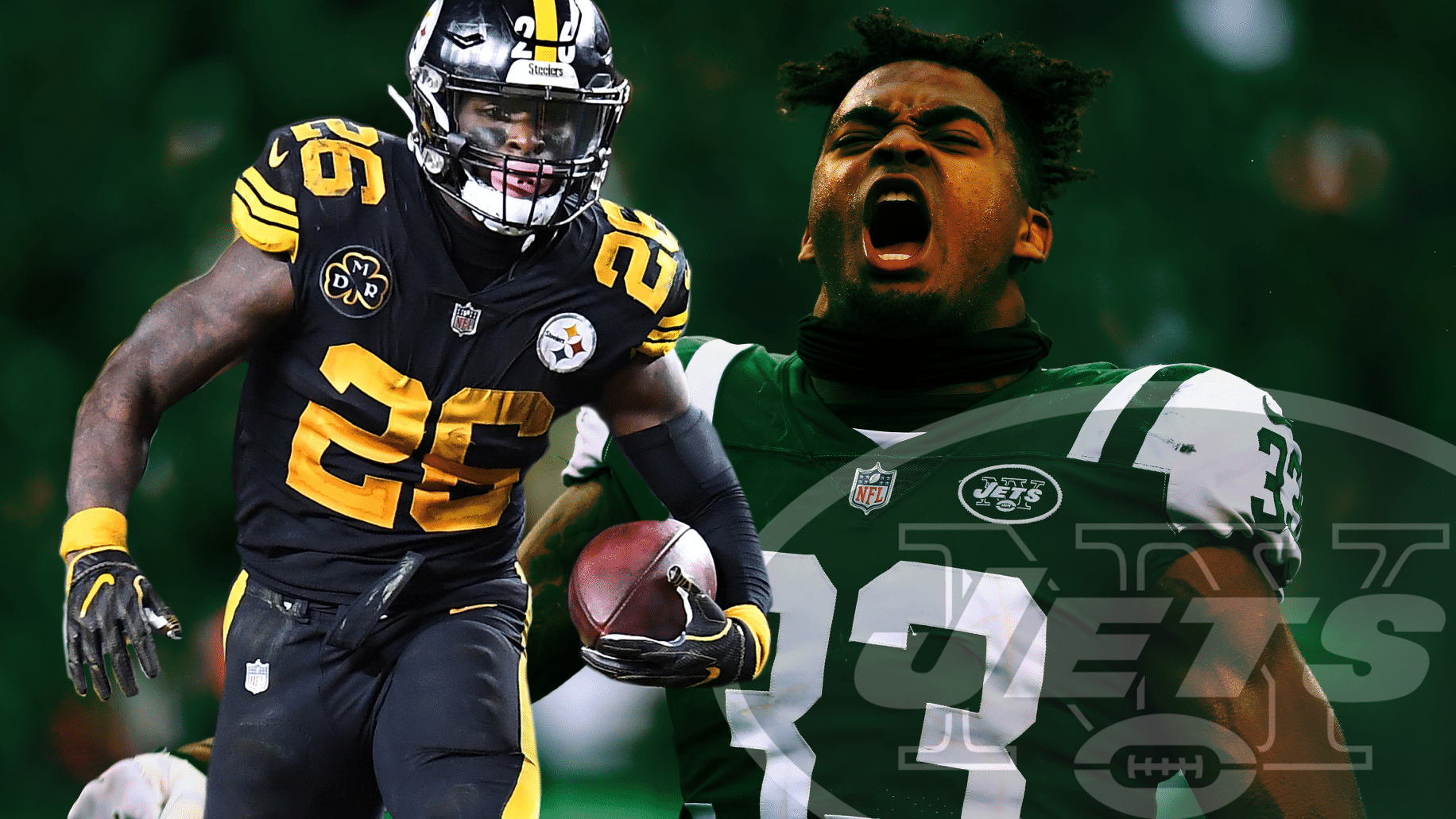 New York Jets News Jamal Adams Responds To Le Veon Bell S