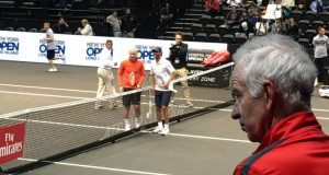 John McEnroe New York Open