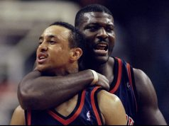 Knicks, Larry Johnson, John Starks