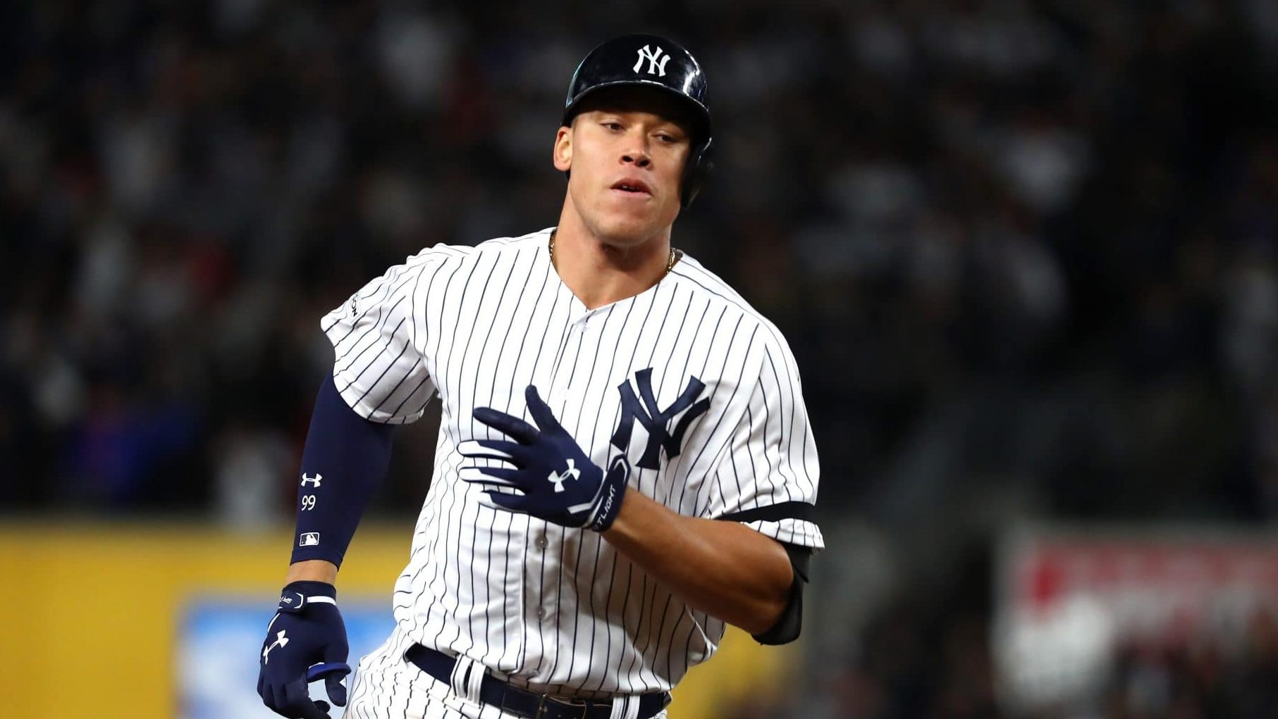 48c09957b New York Yankees  Should Aaron Judge or Giancarlo Stanton hit second