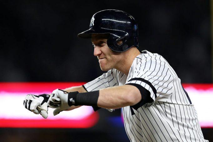 Todd Frazier New York Yankees