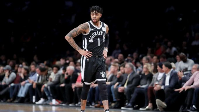 Brooklyn Nets Injuries D'Angelo Russell