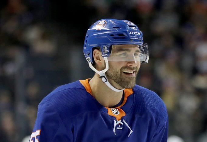 Johnny Boychuk, New York Islanders