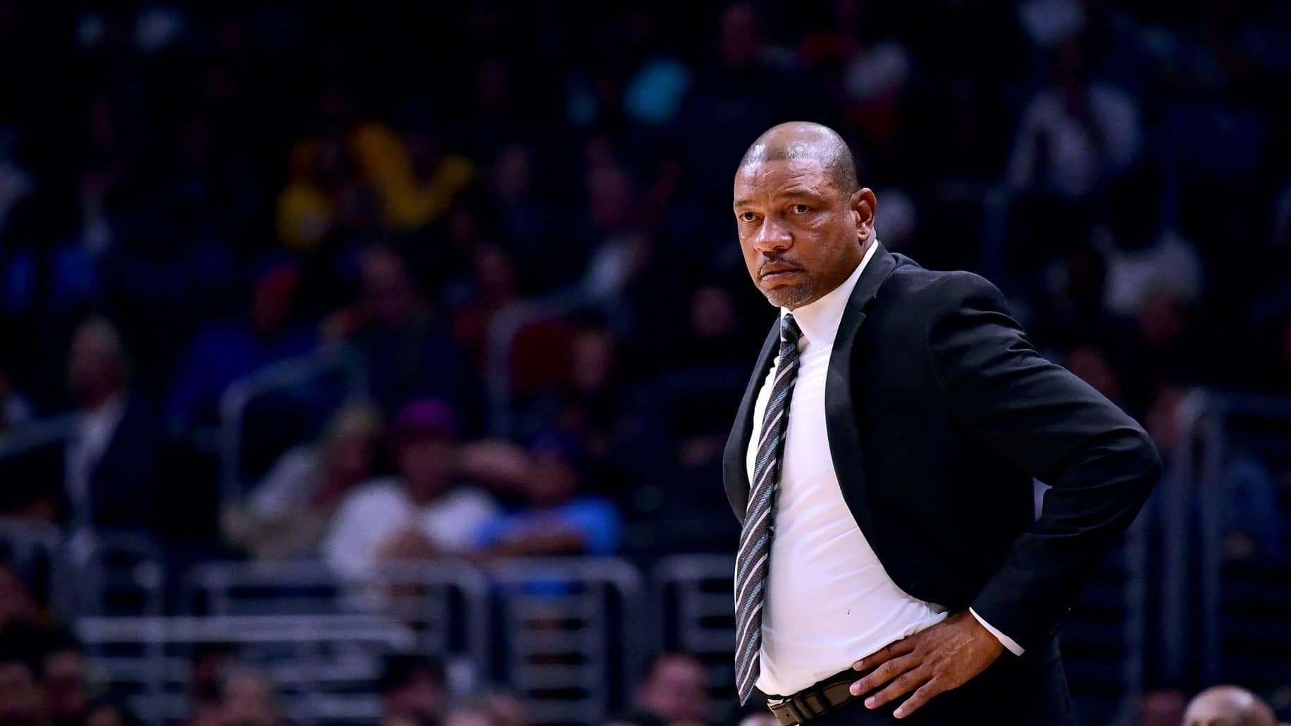 Clippers' Doc Rivers Might Consider Coaching Knicks