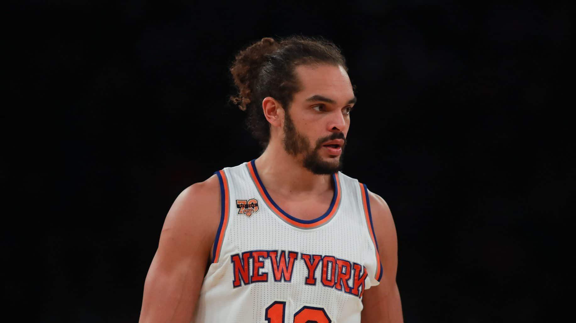 New York Knicks news Joakim Noah