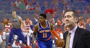 New York Knicks Offense
