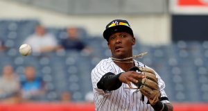 Migeul Andujar, New York Yankees