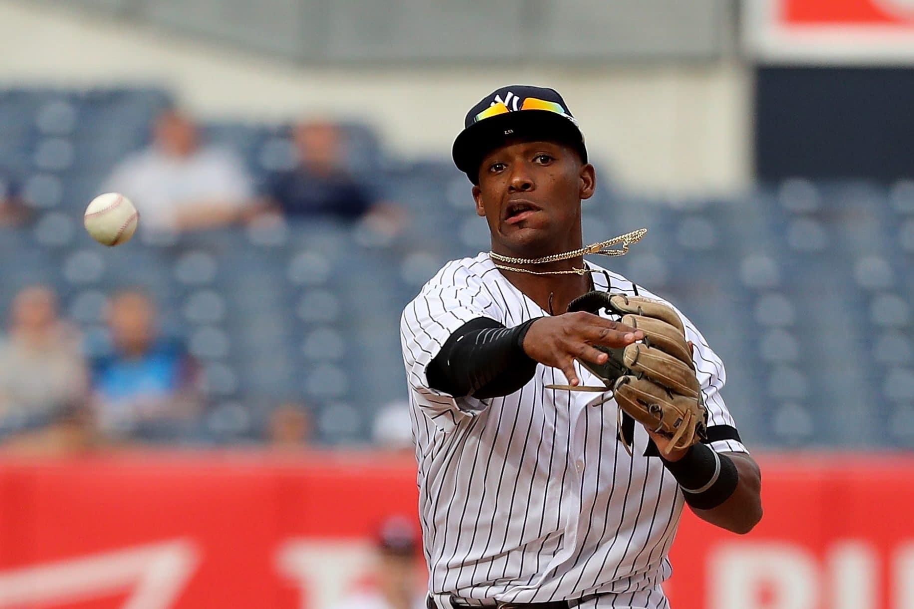 Migeul Andujar, New York Yankees