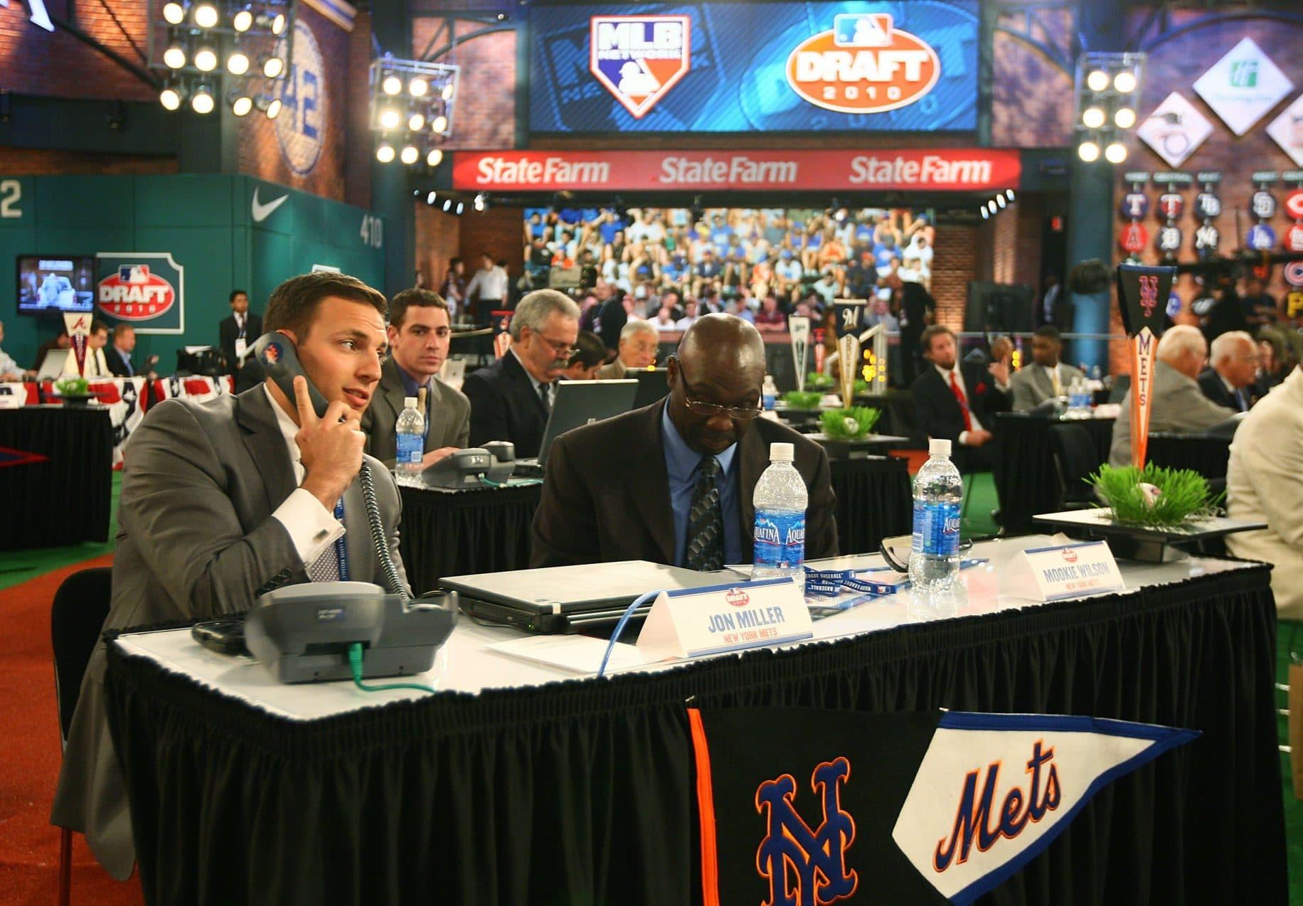 New York Mets, MLB Draft
