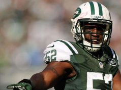 New York Jets David Harris