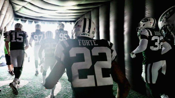 New York Jets Matt Forte Retirement