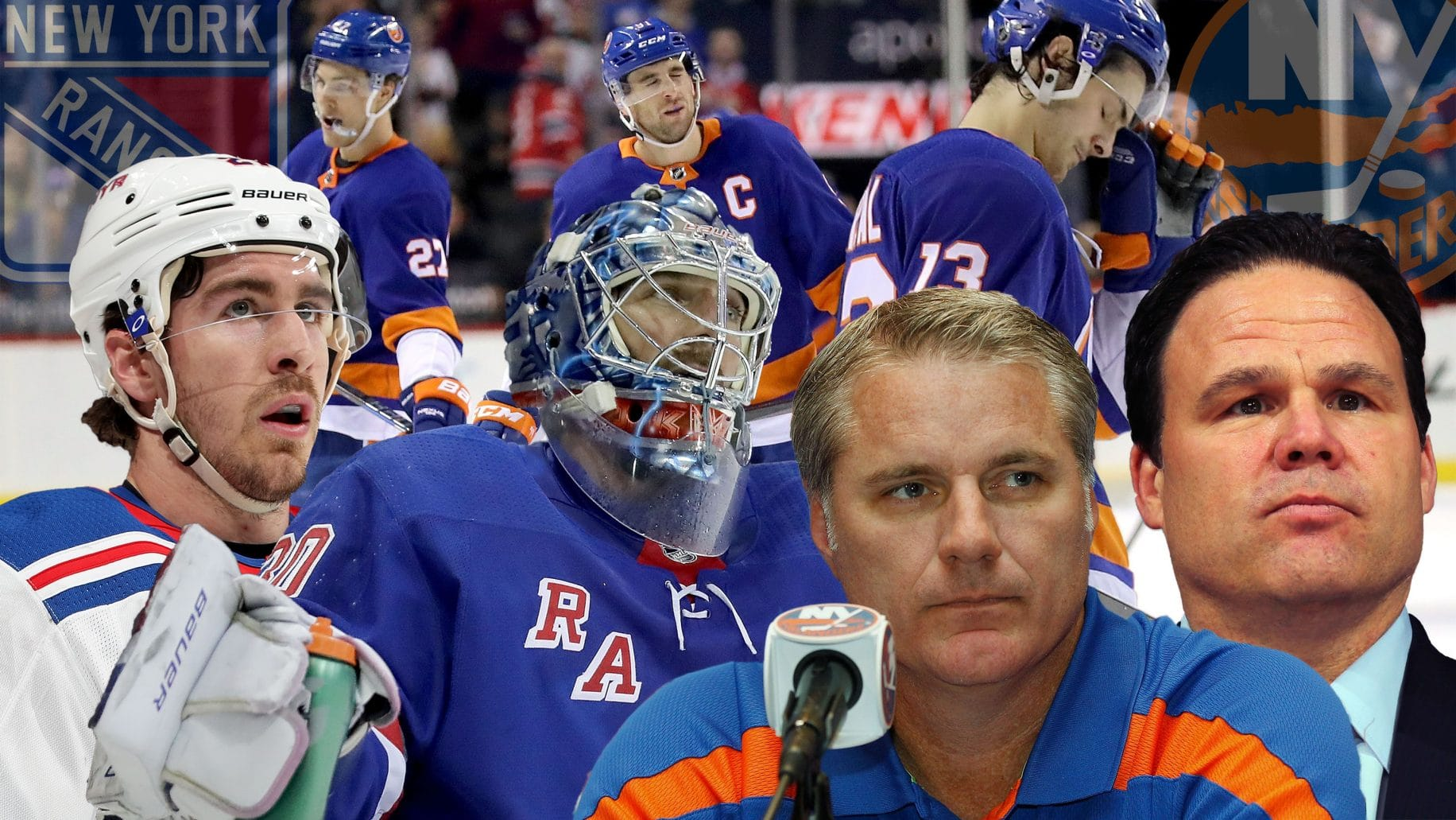 New York Islanders Rangers