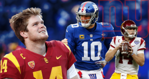 New York Giants Sam Darnold