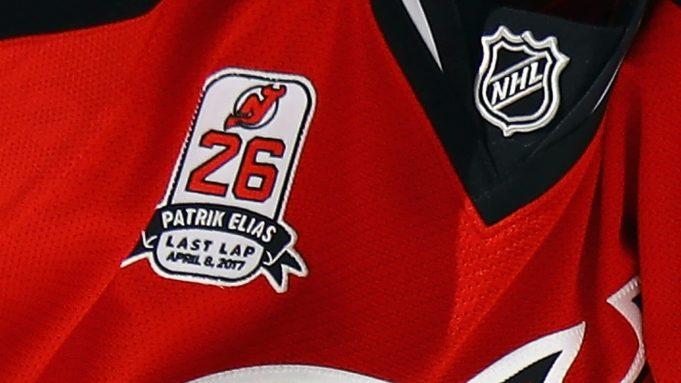 New Jersey Devils Patrik Elias