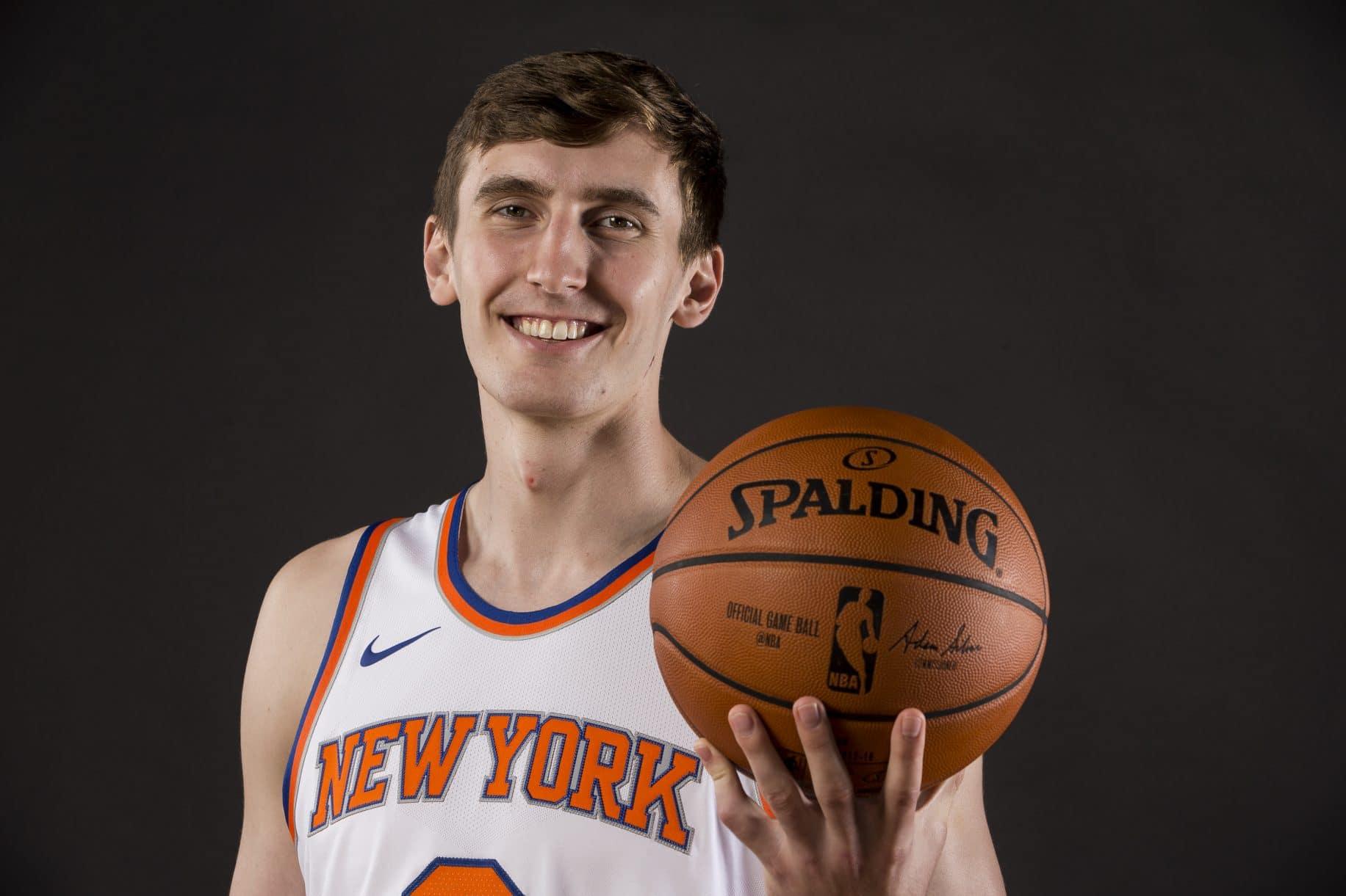 Luke Kornet, New York Knicks