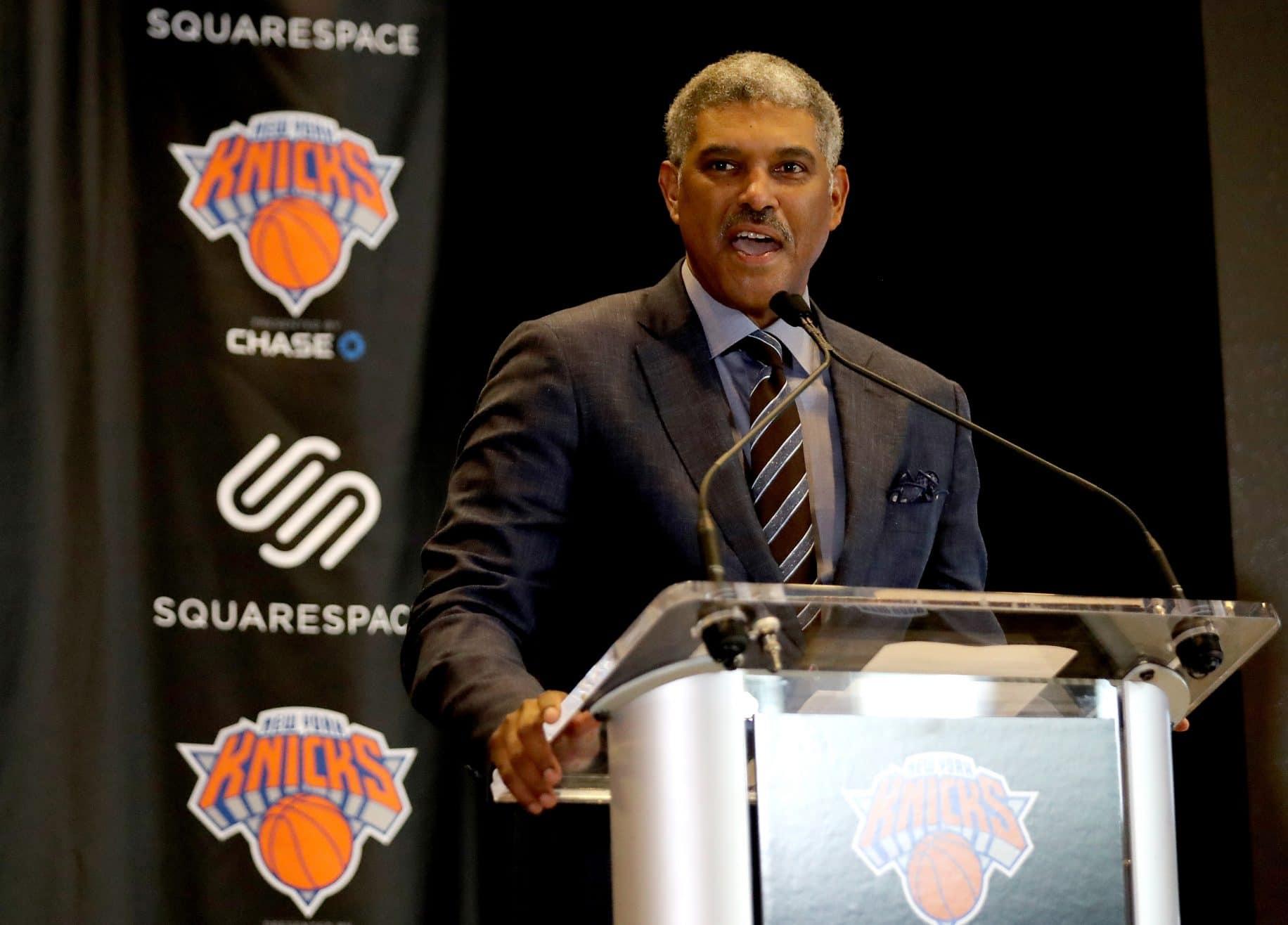 Steve Mills, New York Knicks
