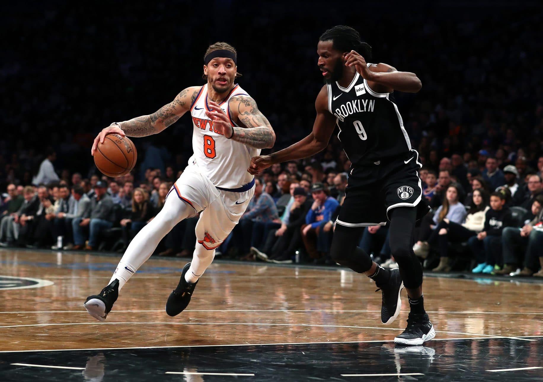 Michael Beasley, New York Knicks