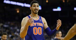 Enes Kanter, New York Knicks
