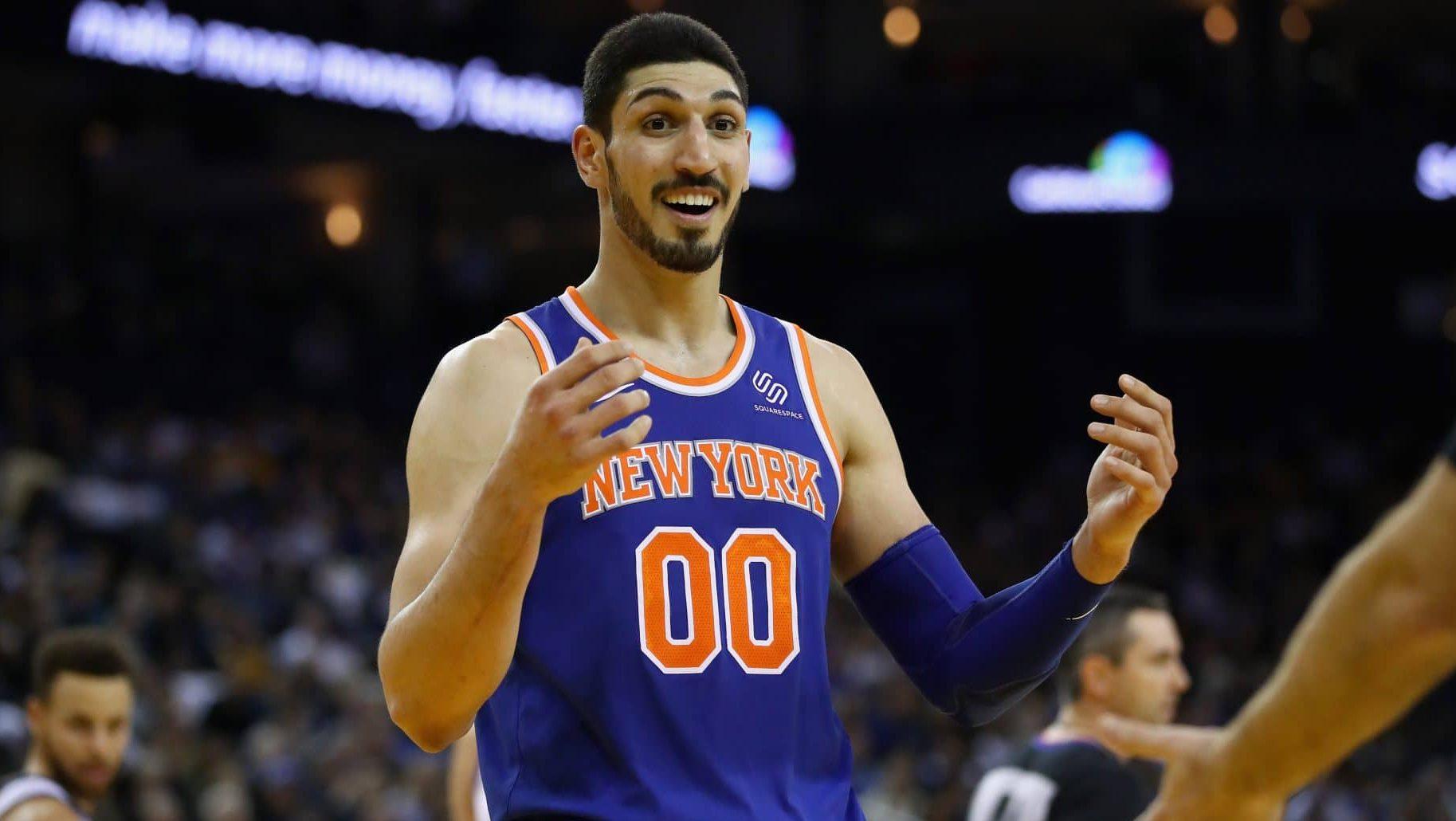 Enes Kanter, New York Knicks