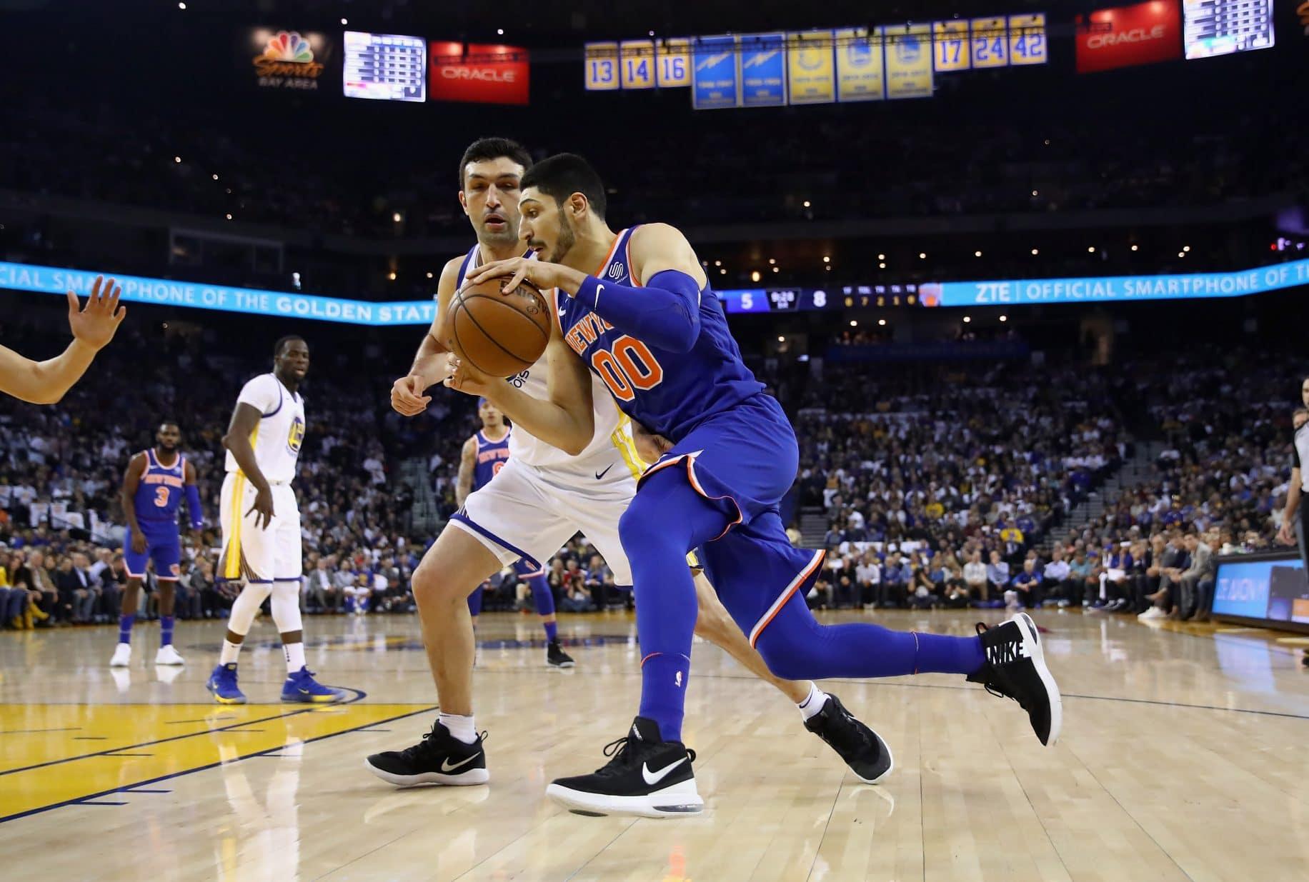 New York Knicks, Enes Kanter