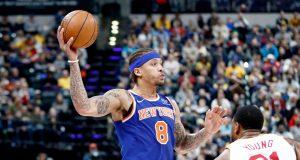 New York Knicks 3 first half positives