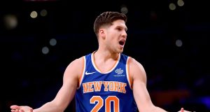 New York Knicks Doug McDermott NBA Trade Deadline Courtney Lee Emmanuel Mudiay