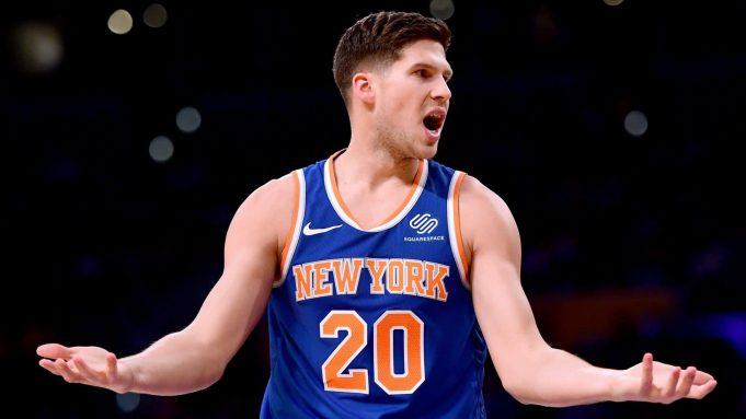 New York Knicks Doug McDermott NBA Trade Deadline Courtney Lee Emmanuel Mudiay