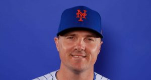 New York Mets Jay Bruce