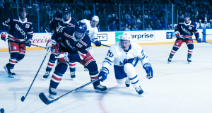 New York Rangers Toronto Maple Leafs