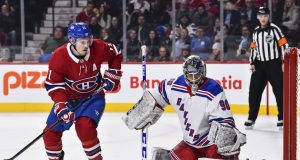 New York Rangers Alexandar Georgiev has strong debut