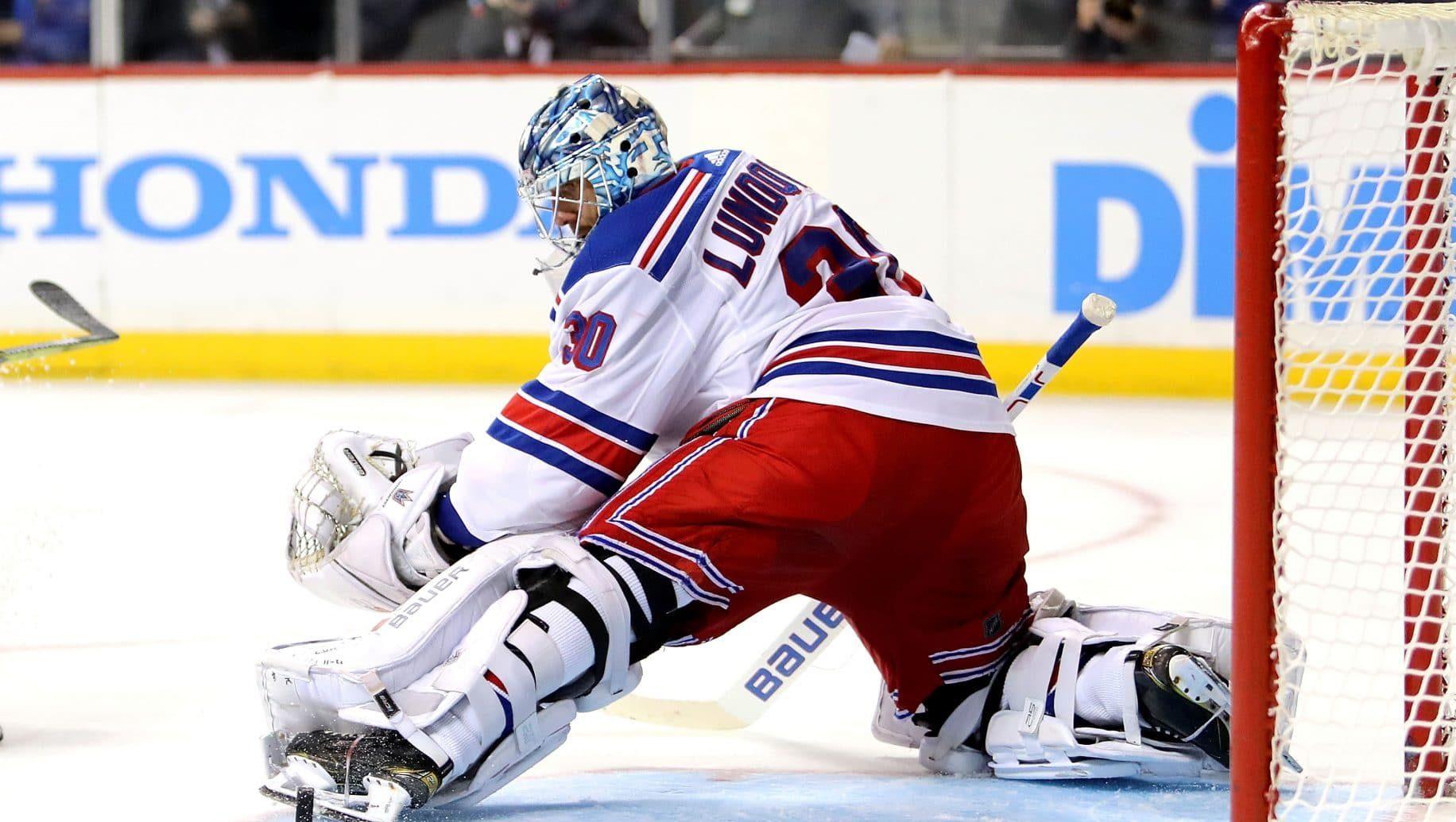 hot sales d0d57 9d6d7 New York Rangers: It's time to let Henrik Lundqvist rest