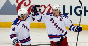 New York Ranger General Manager Jeff Gorton discussed the deal that sent Ryan McDonagh and J.t. Miller to Tampa Bay