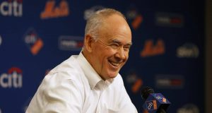 Sandy Alderson, New York Mets
