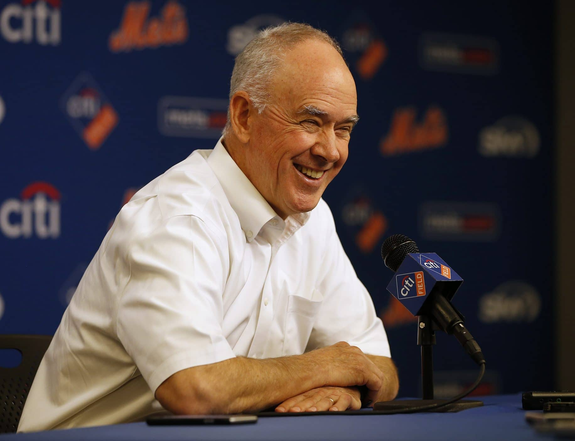 Sandy Alderson, New York Mets