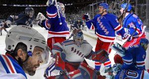 New York Rangers Henrik Lundqvist Era
